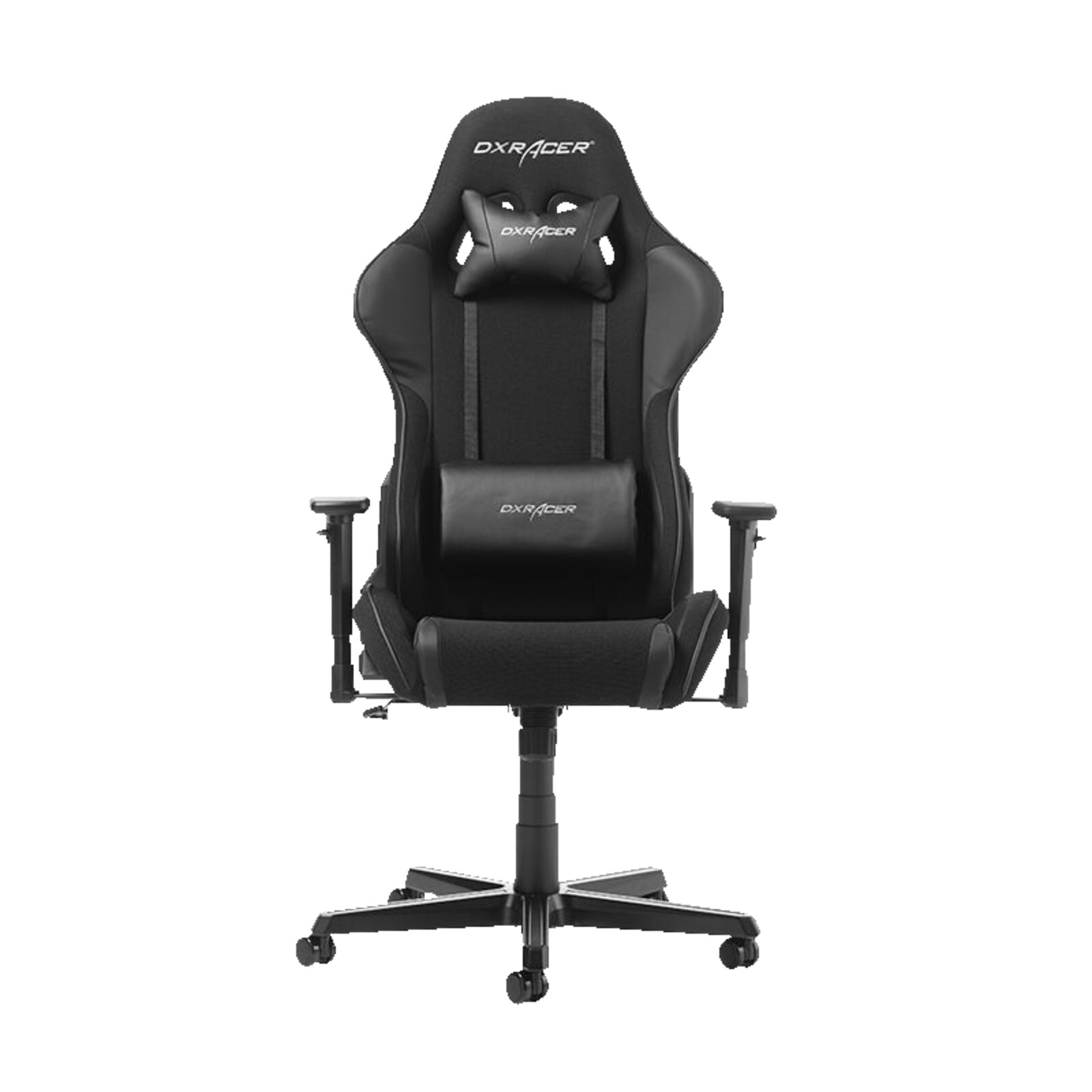 Dxracer Sessel Dxracer Formula F11 Gaming Chair Black Gaming Stuhl Schwarz Ebay