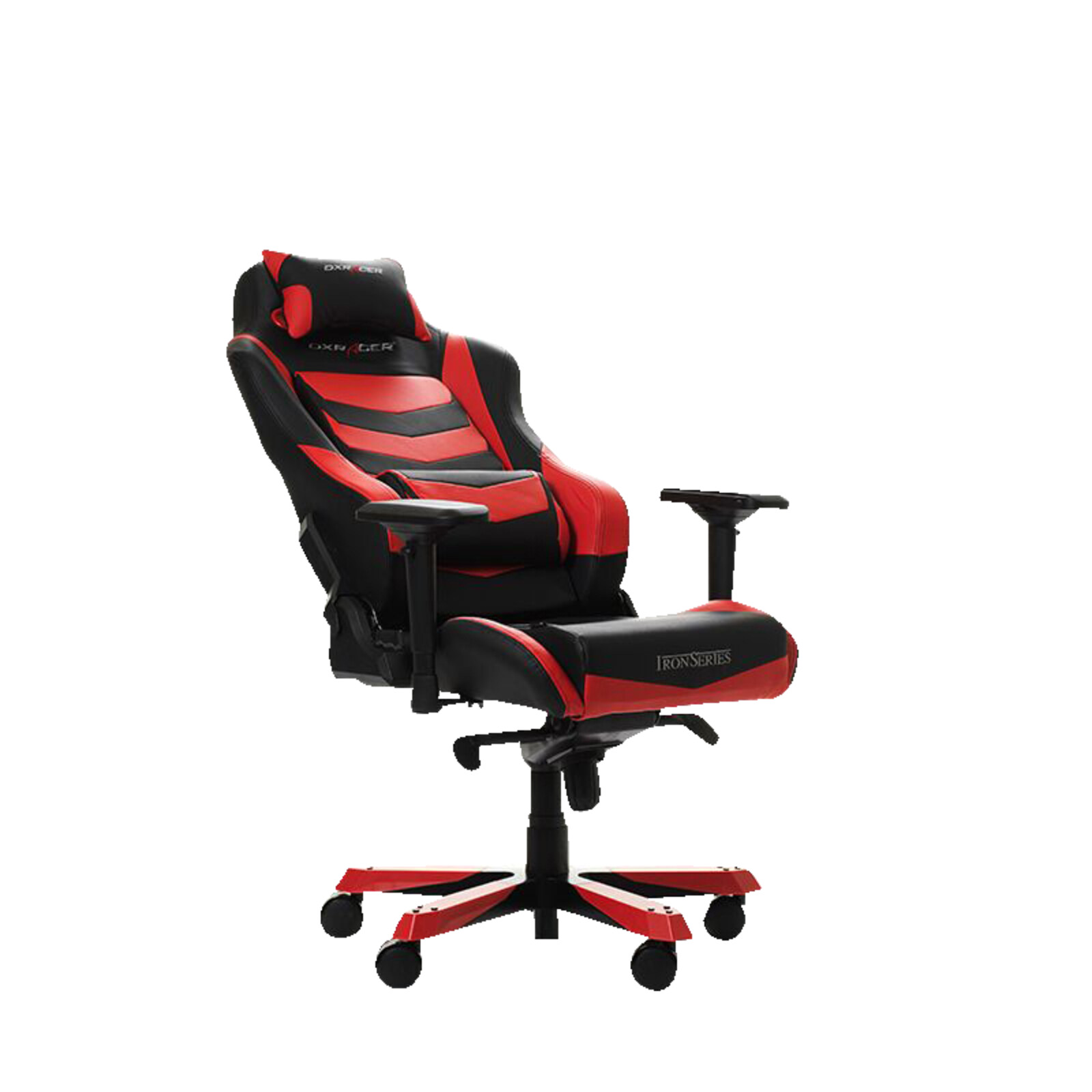 Dxracer Sessel Details Zu Dxracer Iron I166 Gaming Chair Black Red Gaming Stuhl Schwarz Rot