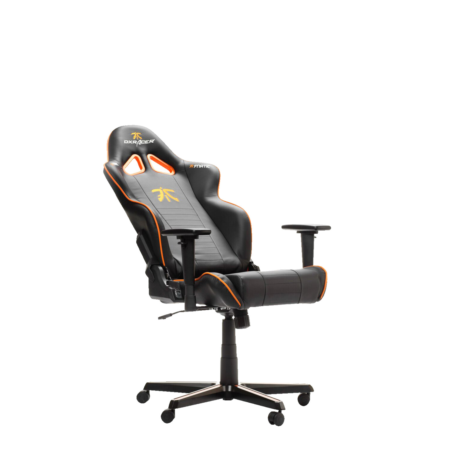 Gaming Stuhl Racer Details Zu Dxracer Racing R58 Gaming Chair Fnatic Edition Gaming Stuhl Schwarz Orange