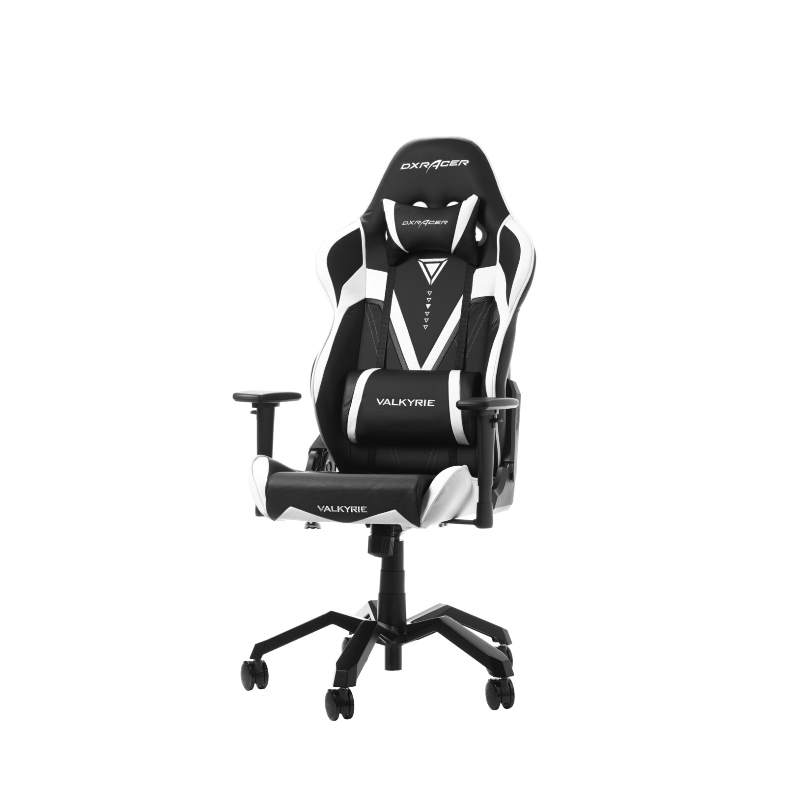 Gamer Sessel Media Markt Details Zu Dxracer Valkyrie V03 Gaming Chair Black White Gaming Stuhl Schwarz Weiß