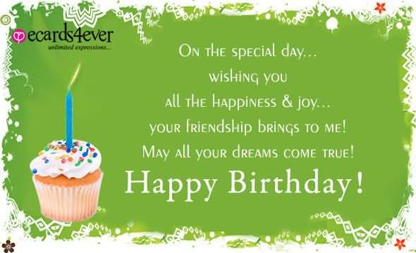 Cute Trendy Wallpapers Quotes On The Special Day Wishing You Happy Birthday Colleague