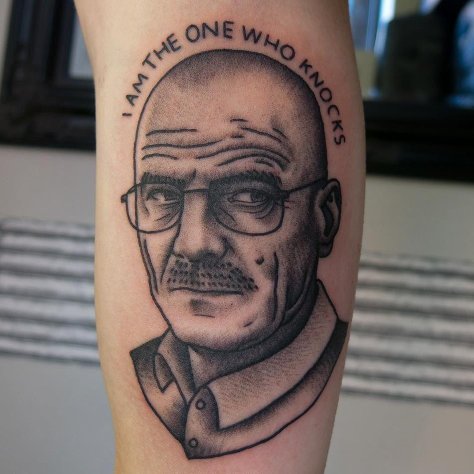 marvel breaking bad face tattoo design for s picsmine bad tattoo ideas