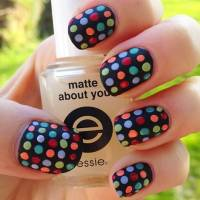 Black And White Toe Nail Designs Archives | Picsmine