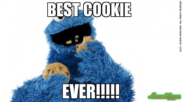 Fake Quotes Wallpaper Best Cookie Ever Funny Cookie Meme Picsmine