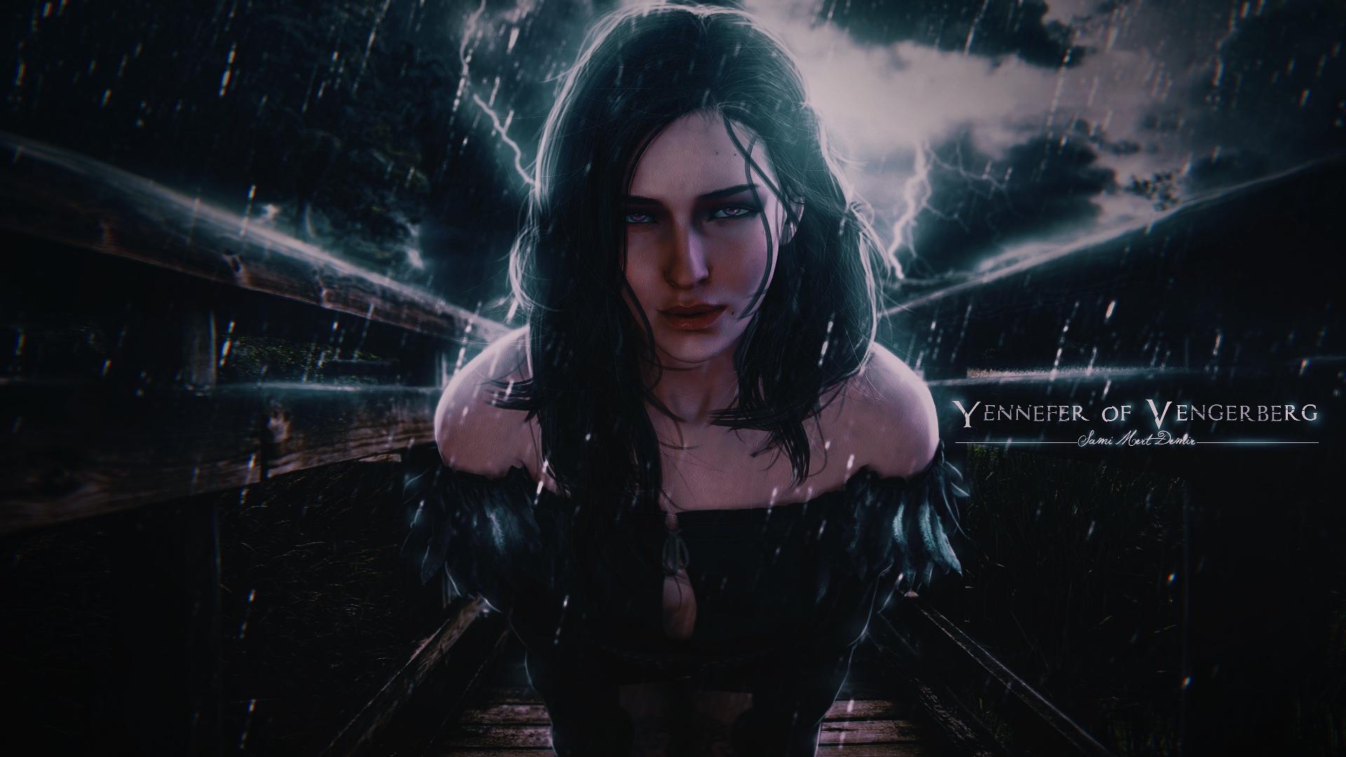 Superhero Hd Wallpapers Iphone Desktop Wallpaper The Witcher 3 Wild Hunt Game Girl