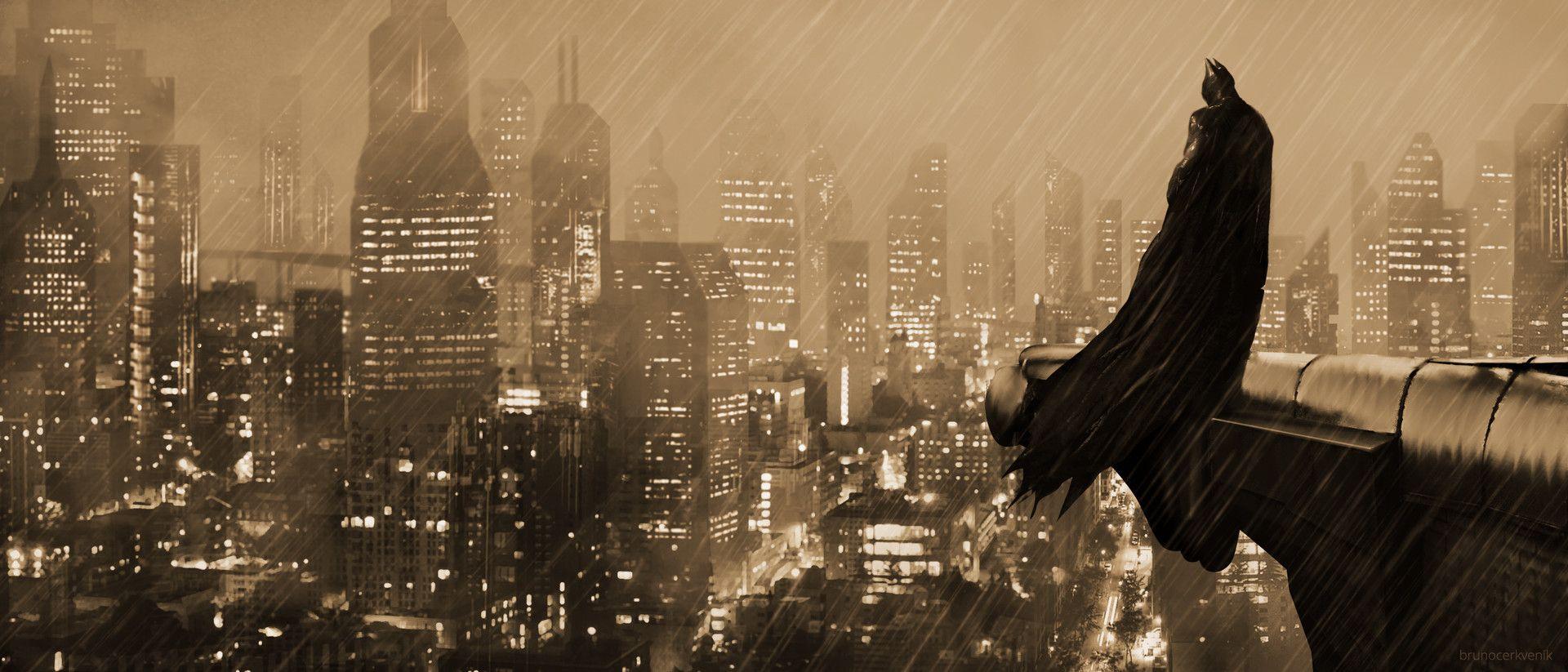 Mumbai City Wallpaper Hd Desktop Wallpaper Batman The Guardian Of Gotham City