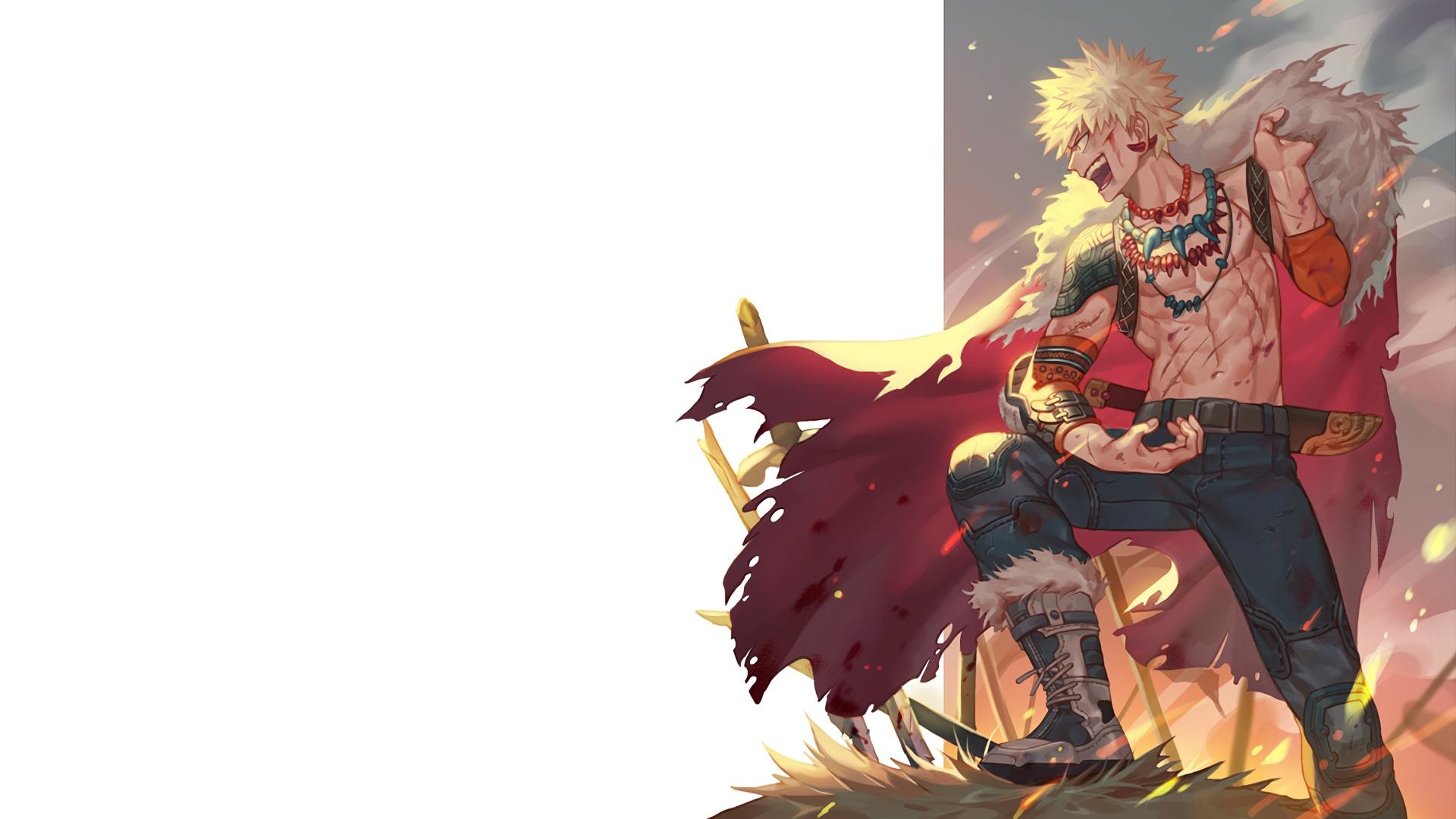Hd Superhero Wallpapers For Pc Desktop Wallpaper Happy Katsuki Bakugou Boku No Hero