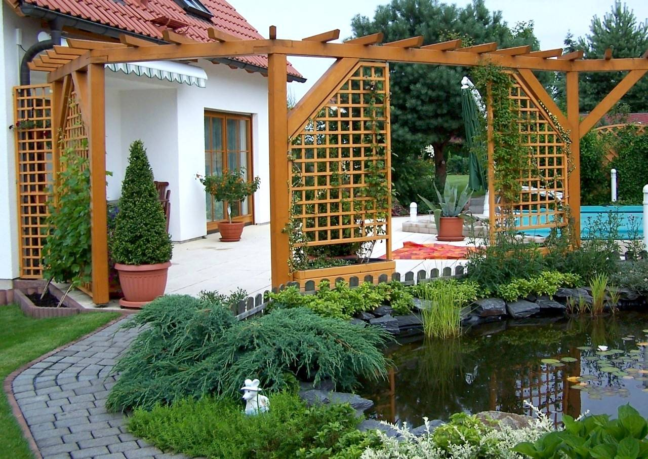 Well2wellness Hydraulischer Pool Bodensauger/poolsauger 'dpool Easy' Pergola Für Terrasse