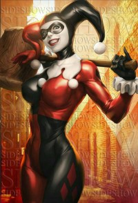 Batman Arkham asylum Harley Quinn Costume femmes adultes