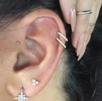 jewels, piercing, piercing, cute, fancy, goldd, diamonds ...