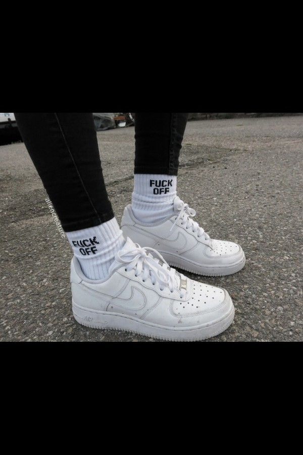 Cute Shoes Wallpaper Socks Fuck Off Grunge 90s Grunge Punk Swearing Rude