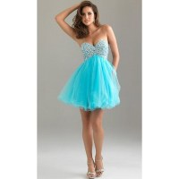 Night Moves Babydoll Short Prom Dress 6487 - Last Gown ...