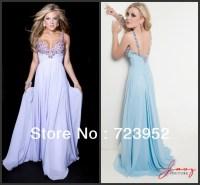 Aliexpress.com : Buy New Fashion Designer Purple Prom ...