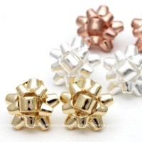 Jewels: ribbon, ribbon earrings, bows, bow earrings ...