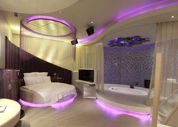 Wallpaper Teenage Girl Bedroom Home Accessory Lights Bed Lights Room Accessoires