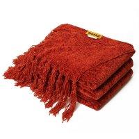 "Amazon.com - DOZZZ Chenille Decorative Throw Blanket 60"" X ..."