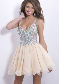 Baby Doll Prom Dress