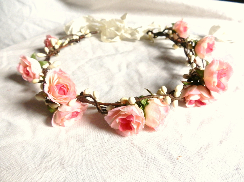 Flower Crown Clip Art Comousar
