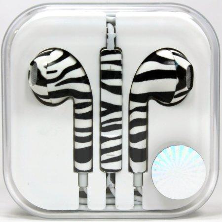 Zebra Over The Ear Headphones