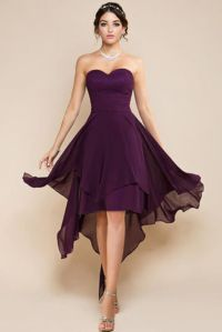 dress, purple bridesmaid dresses, short bridesmaid dresses ...