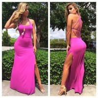 CUTE SEXY HOLLOW OUT DRESS
