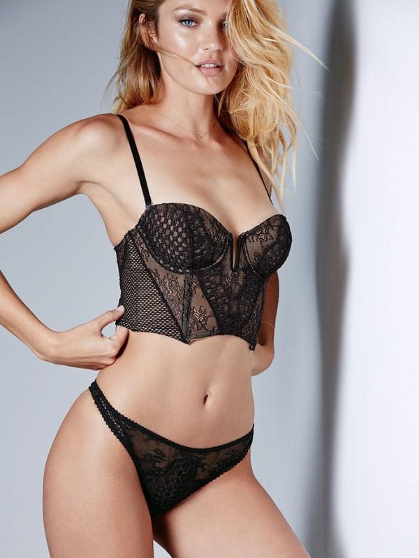 Tuxedo Wallpaper Hd Underwear Black Bustier Bustier Candice Swanepoel Sexy