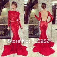 Aliexpress.com : Buy Amazing Ruffled Prom Dress Sweetheart ...