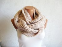2014 Trend,Winter scarves,Vanilla Knitted Accessory ...