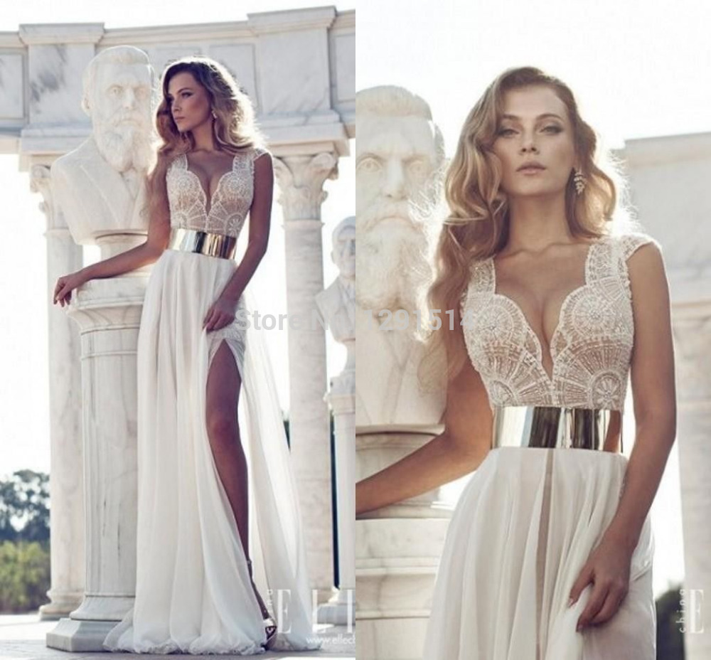 short sexy wedding dresses Aliexpress com Buy Julie Vino Vestido De Noiva Wedding Dresses Beach Summer Short Bridal Gowns Casamento Romantic Sexy