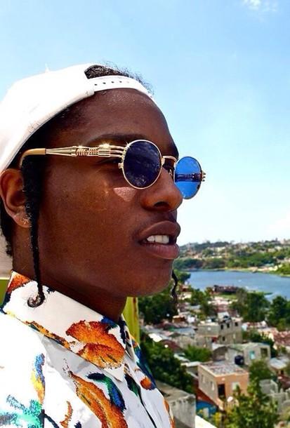 Hd Goggles Wallpaper Sunglasses Asap Rocky Wheretoget