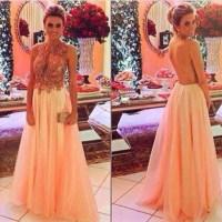 Dress: party, party dress, prom dress, pink dress, skinny ...