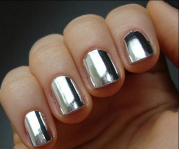 Nail Polish Nails Amazing Colorful Nail Polish Silver