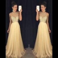 Aliexpress.com : Buy Beautiful O Neck Crystal Beaded ...
