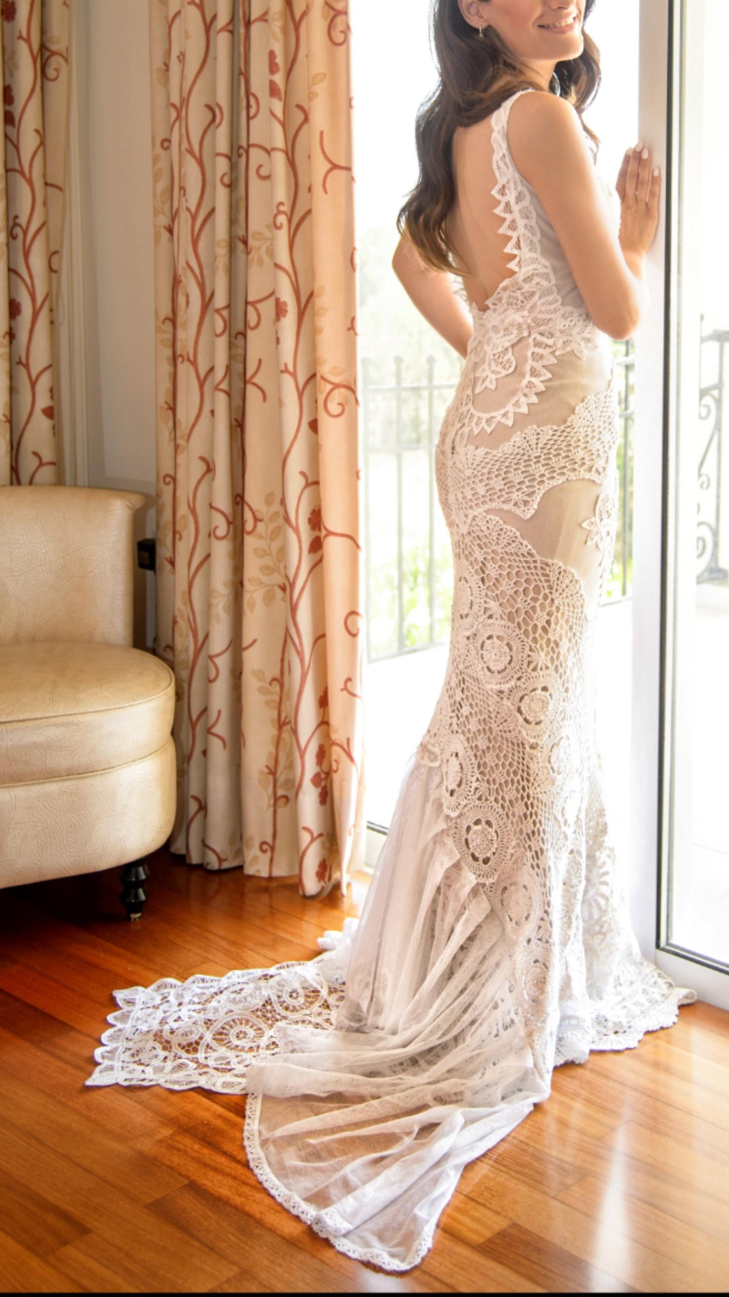 second hand wedding dress Jane Hill Lottie Second Hand Wedding Dress on Sale 25 Off
