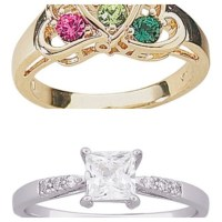 jewels, walmart, gold, diamonds, silver ring, gold ring ...