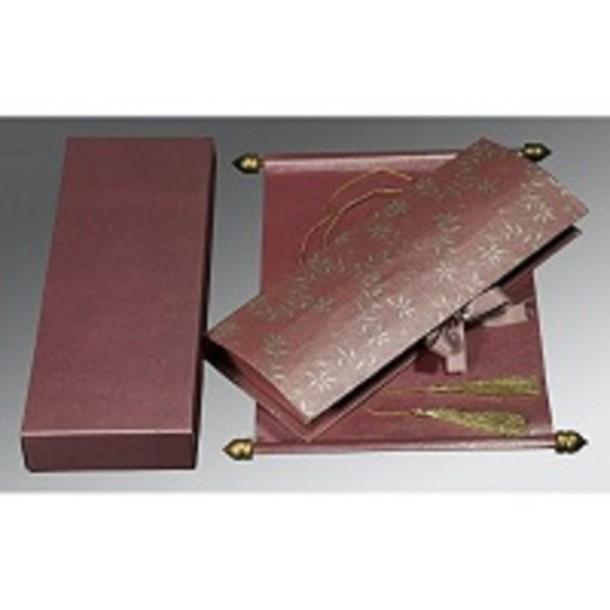 home accessory, majestic scroll wedding invitations, scroll wedding