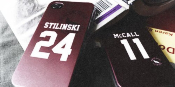 Cute Wallpapers For Phone Cases Phone Cover Teen Wolf Stilinski Mccall Iphone Case