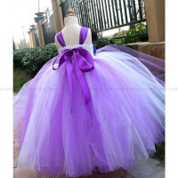 Purple Tutu Flower Girl Dresses | www.pixshark.com ...