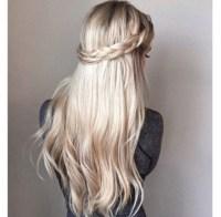 Hair accessory: hair, blonde hair, plait, plaithairband ...
