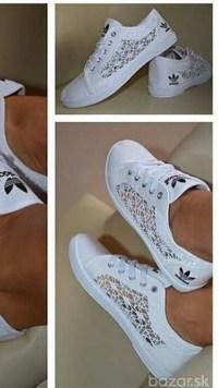 Shorts: adidas, adidas shoes, lace, white lace adidas ...
