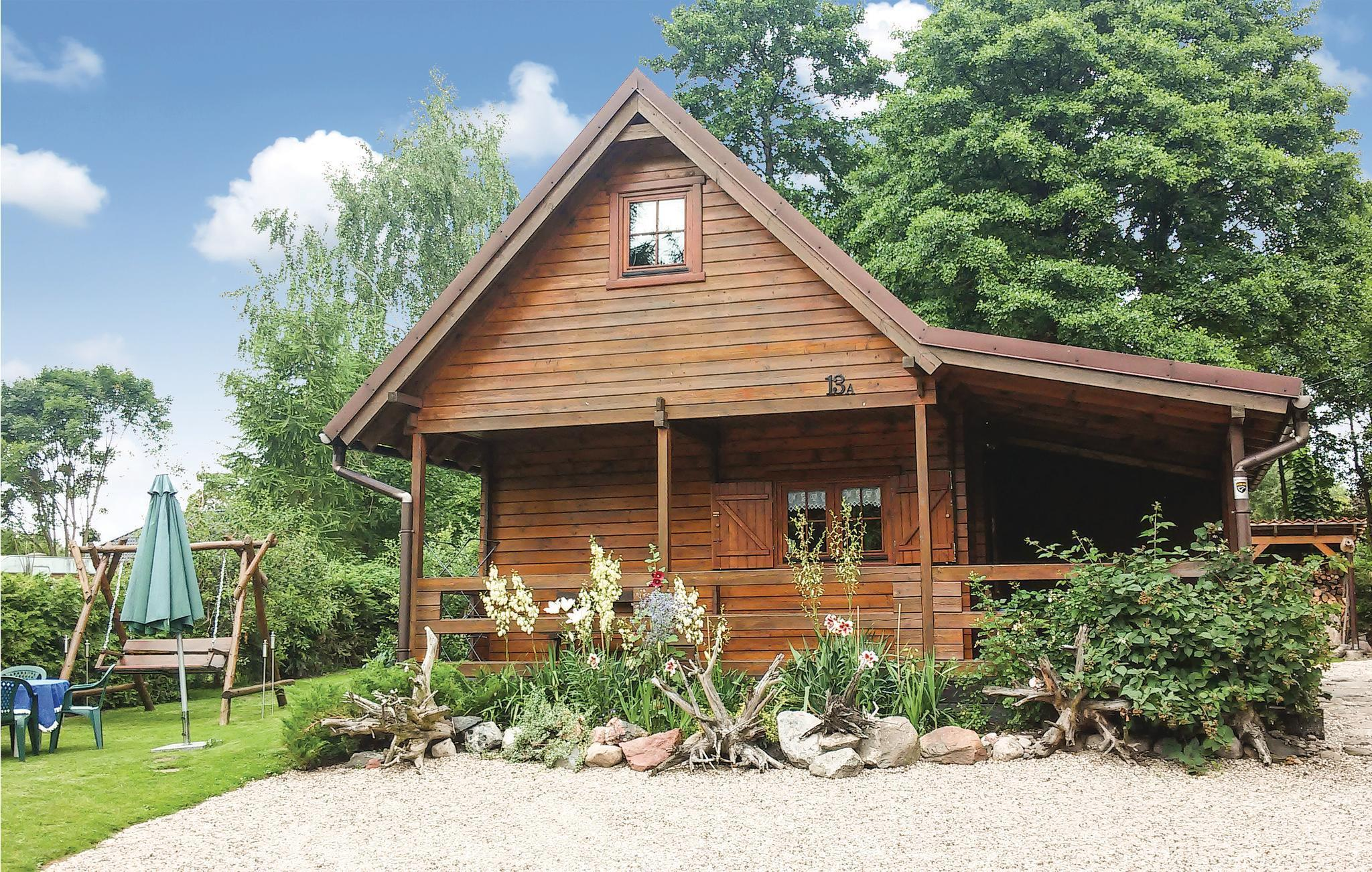 Ferienhaus Aus Holz Holiday Home Apartment 4 Persons Wieprz Wieprz 14 230 Zalewo
