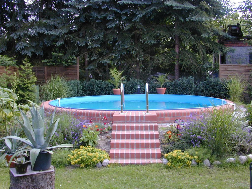 Abdeckplane Pool 3 X 2 Stahlmantel Rundbecken Set 4 50 X 1 20 M Tiefbecken Set