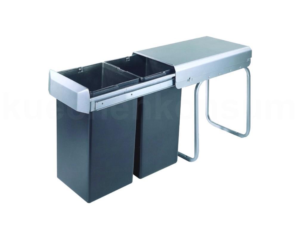 Mülleimer Küche Einbau Abfallsammler | Obi Einbau Mülleimer 15 L ...