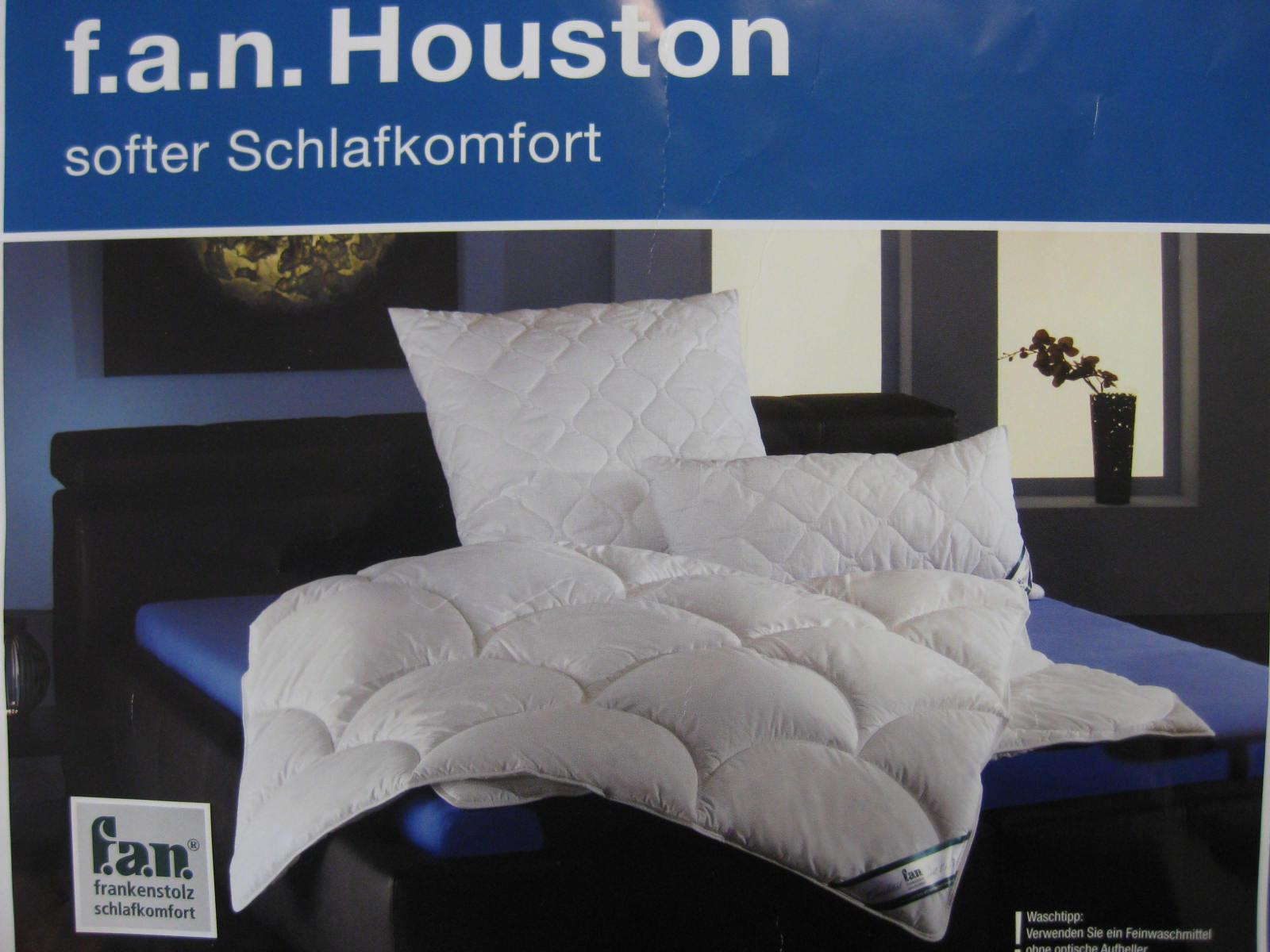 Bettdecken Frankenstolz Steppbett Houston Duo Bettdecke 135 200 Cm Von F A N