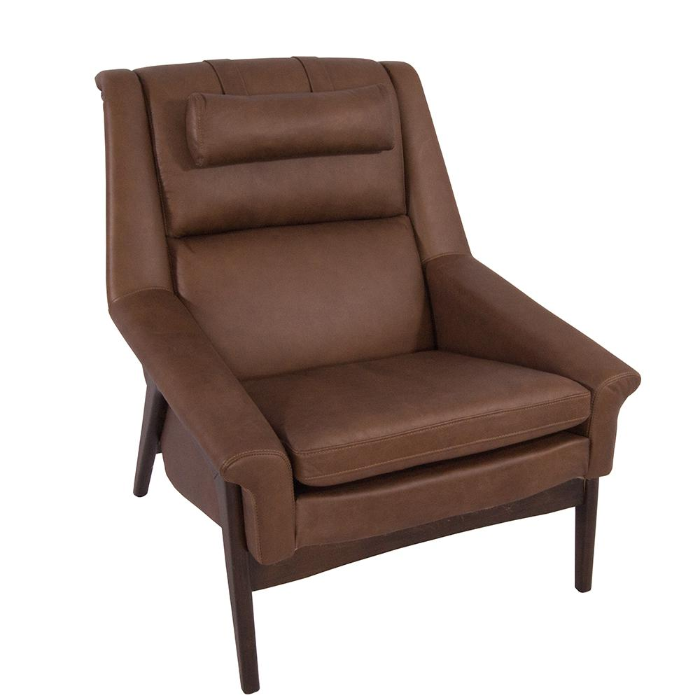Leder Lounge Sessel Lehnsessel Seacroft Chocolate Brown Ledersessel Echtleder Loungesessel Leder Sessel