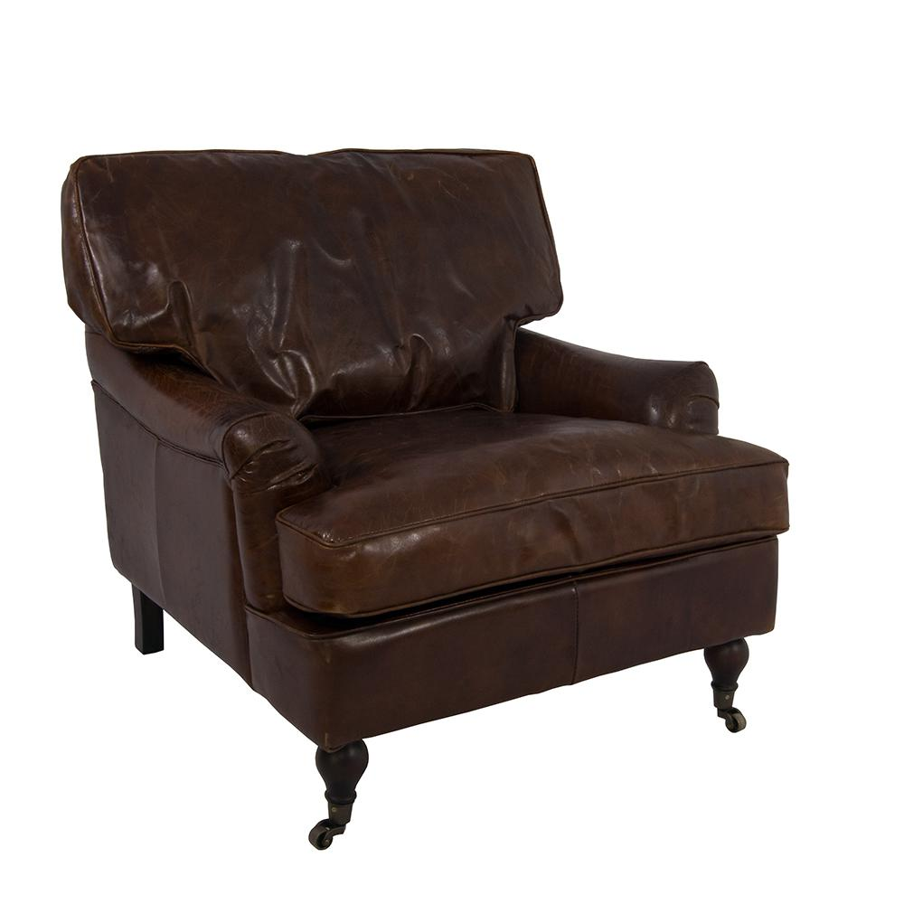 Relaxsessel Leder Lounge Sessel Loungesessel Dale Vintage Leder Ledersessel Sessel Lehnsessel Fernsehsessel Relaxsessel