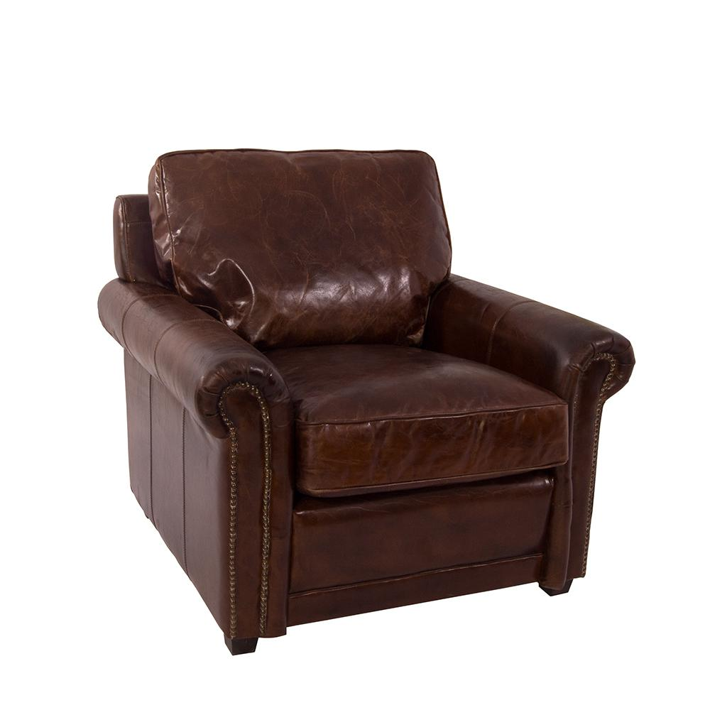 Relaxsessel Leder Lounge Sessel Loungesessel Oldwood Vintage Leder Ledersessel Sessel Lehnsessel Fernsehsessel Relaxsessel