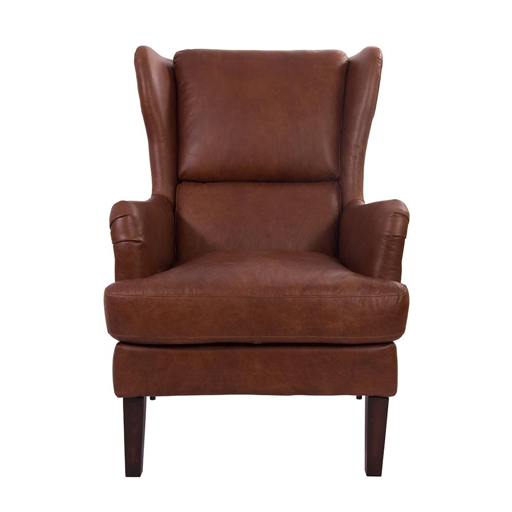 Loungesessel Dartford Montaigne Brown Ledersessel Sessel