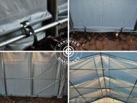 Lagerzelt Garagen PRO 7x7x3, 8 m PVC Zelt Garagen - Kaufen ...