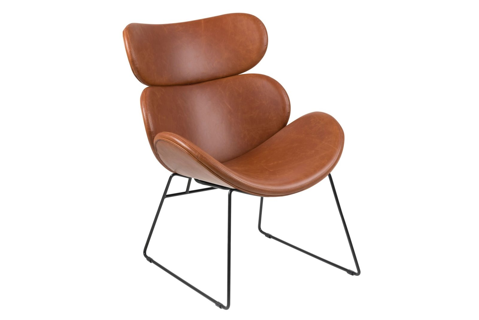 Schwinger Sessel Pkline Sessel Cazy In Braun Relaxsessel Loungesessel Clubsessel
